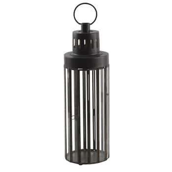 Kovová lucerna Latern Pillar 35 cm