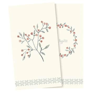 Papírové ubrousky Winter Berries