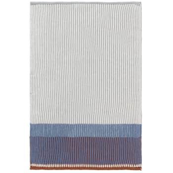 Pletená utěrka Akin Dull blue