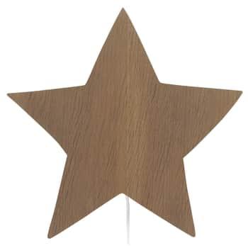 Dětská nástěnná lampa Star Oak
