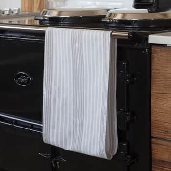 Spojené kuchyňské utěrky se suchým zipem - set 2 ks