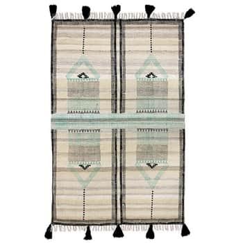 Vlněný koberec Aztec Printed Wool 120 x 180 cm