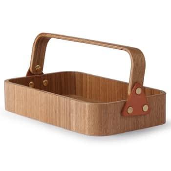 Dřevěný box smadlem Willow