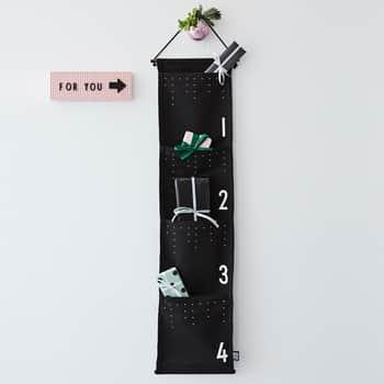 Adventní kalendář Black & White