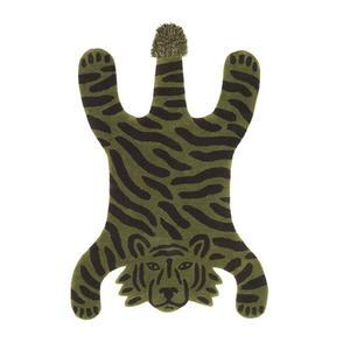 Dětský koberec Safari Tiger 160x118cm