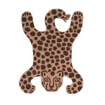 Dětský koberec Safari Leopard 160x118cm