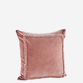 Povlak na poštář Velvet Cushion Rose