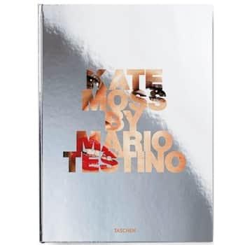 Kniha Kate Moss by Mario Testino
