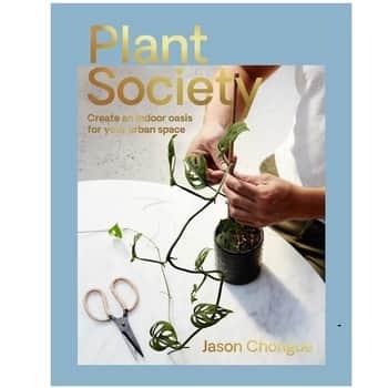 Kniha opokojových rostlinách Plant Society