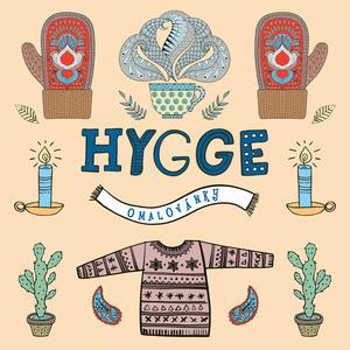 Relaxační omalovánky Hygge