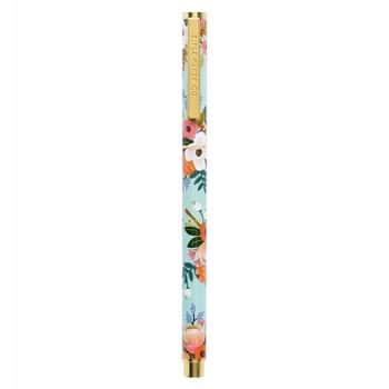 Kovové kuličkové pero sflorálním motivem Summer Meadow
