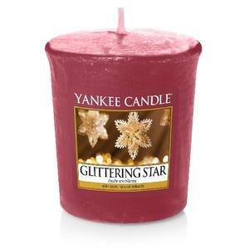 Votivní svíčka Yankee Candle - Glittering Star
