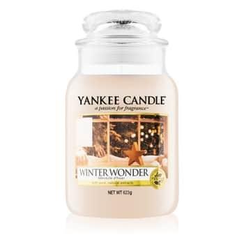 Svíčka Yankee Candle 623 gr - Winter Wonder