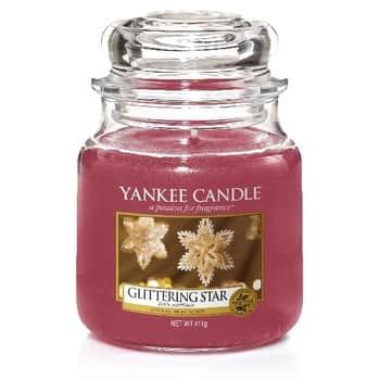 Svíčka Yankee Candle 411gr - Glittering Star