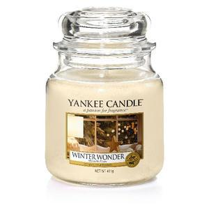 Svíčka Yankee Candle 411gr - Winter Wonder