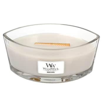 Vonná sviečka WoodWick - Hrejivá vlna 454g
