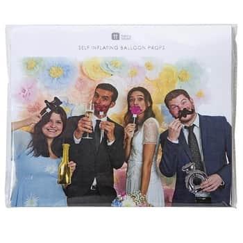 Rekvizity do svatebního fotokoutku Balloon Props