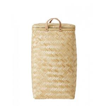 Bambusový košík Natural 55,5x34cm