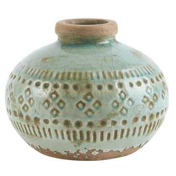Keramická váza Green Ocean