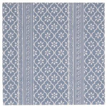 Balení papírových ubrousků Blue Serafina Pattern
