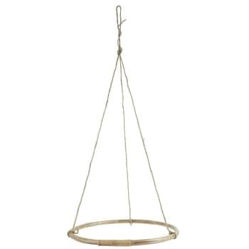 Bambusová závěsná dekorace Bamboo & Juta Hanger