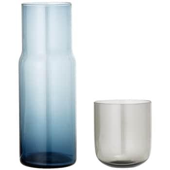 Sklenená karafa spohárom Decanter & Glass