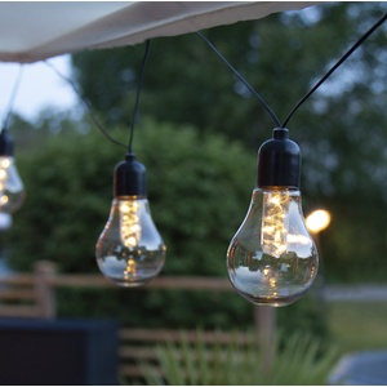 Venkovní světelný LED řetěz Light Chain Glow