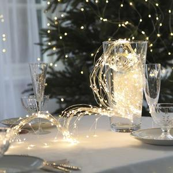 Světelné dekorativní drátky Dew Drop