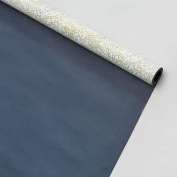 Obojstranný baliaci papier Flora - 5m