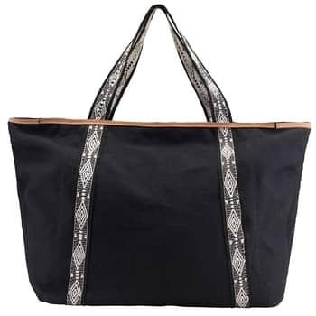 Dámska taška Isa Black
