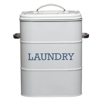Plechová dóza na prací prášek Laundry Tin