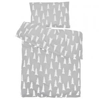 Detské obliečky Gran Grey 110x130 cm