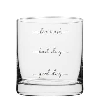 Sklenice na whisky Bad Day
