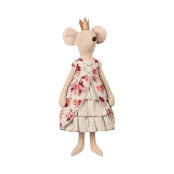 Myška princezna Red Dress - Maxi