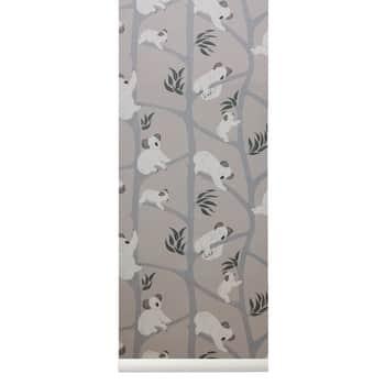 Tapeta Grey Koala Wallpaper