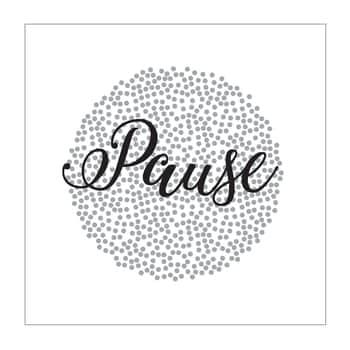 Papírové ubrousky Stardust Pause