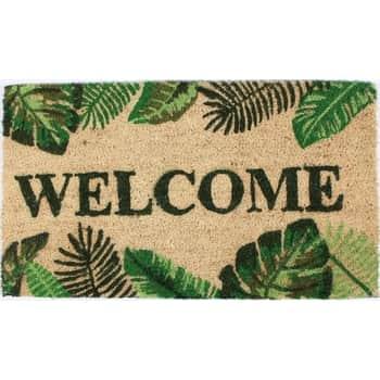 Kokosová rohožka Welcome