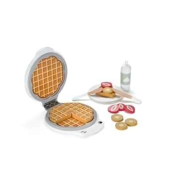 Dětský dřevěný vaflovač Waffle Bistro
