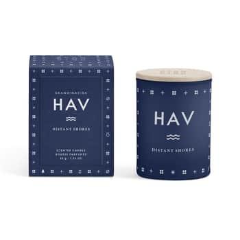 Vonná sviečka HAV (vzdialené brehy) mini 55g
