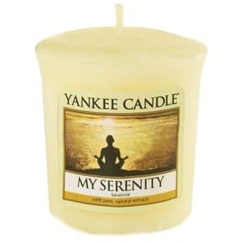 Votivní svíčka Yankee Candle - My Serenity