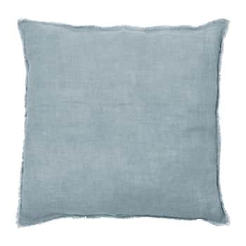 Lněný povlak na polštář Warm Grey 45 x 45 cm