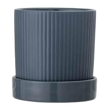 Keramický obal  květináč Blue Stoneware