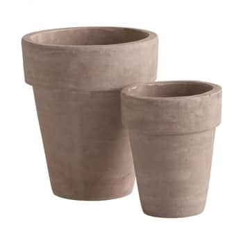 Maxi terakotový kvetináč 70/90cm