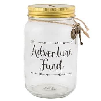Pokladnička Adventure Fund