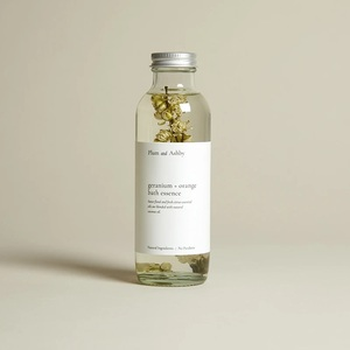 Koupelová esence Geranium & Sweet Orange 225ml