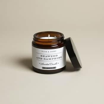 Svíčka ve skle Seaweed & Samphire 120ml