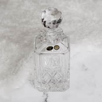 Křišťálová karafa York - Crystal BOHEMIA 0,75l