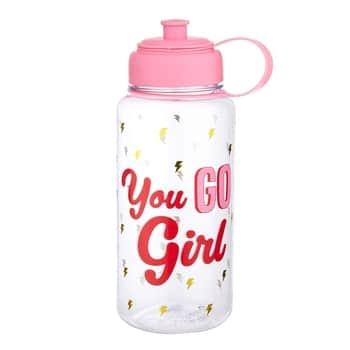 Fľaša na vodu Girl Power 1l