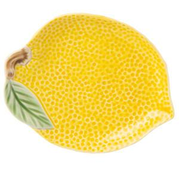 Odkládací talířek na šperky Lemon