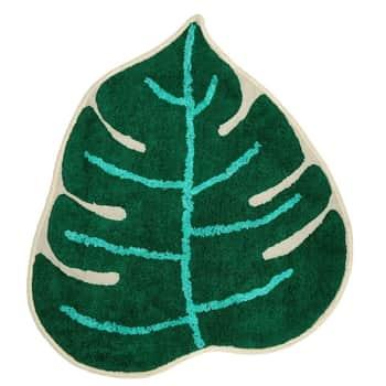 Bavlněný kobereček Plant Leaf Rug